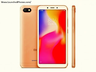 These are the latest Xiaomi smartphones in addition to Redmi  Redmi 6a 2018 Gray, Blue, Gold, in addition to Rose Gold launched