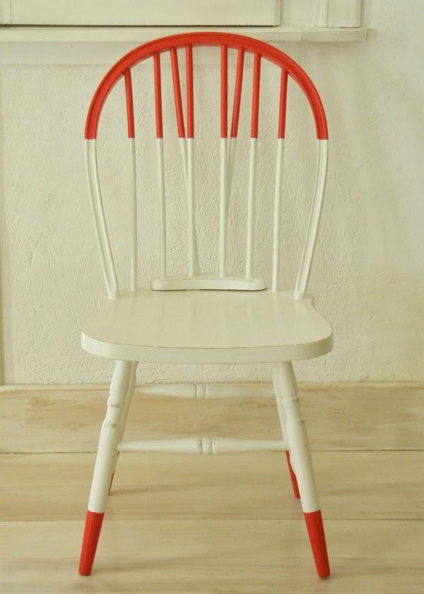 la casa de agus volv y con silla reciclada