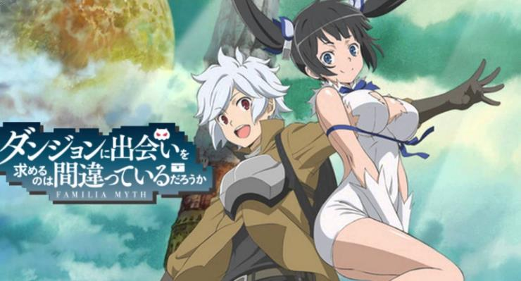 2 Is It Wrong To Try Pick Up Girls In A Dungeon Danmachi