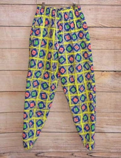 Original Skidz Pants 1980s