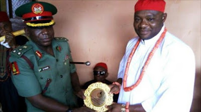 My Kingdom Will Assist NYSC Skills Centre - Monarch