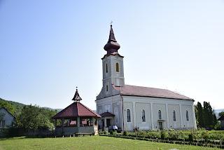 Hramul Parohiei Ortodoxe Catcau-Cluj