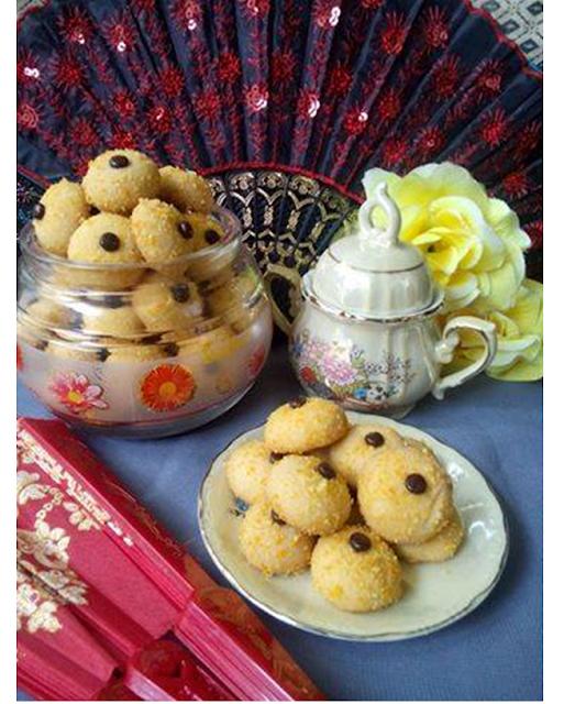Gambar Kue Janit - Kue Janda Genit