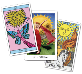 https://thetarotreader.wordpress.com/tarot-cards/tarot-affirmations/major-arcana-affirmations/sun-affirmation/