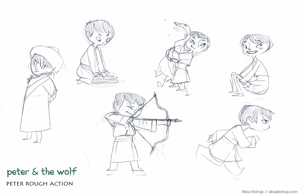 Peter And The Wolf Coloring Pages Coloring Pages