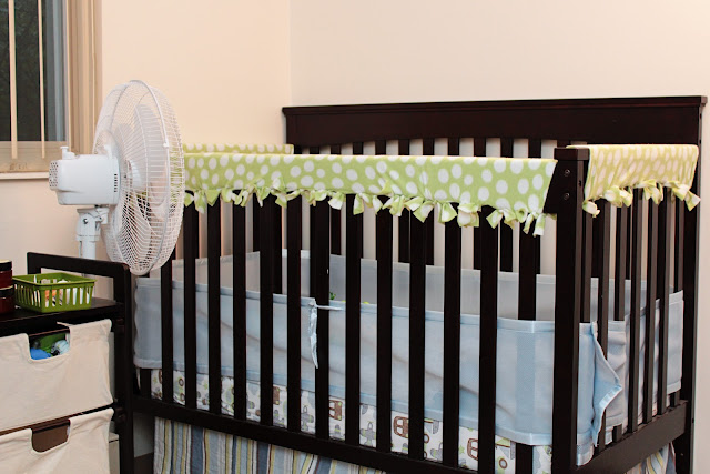 Diy Crib Protector