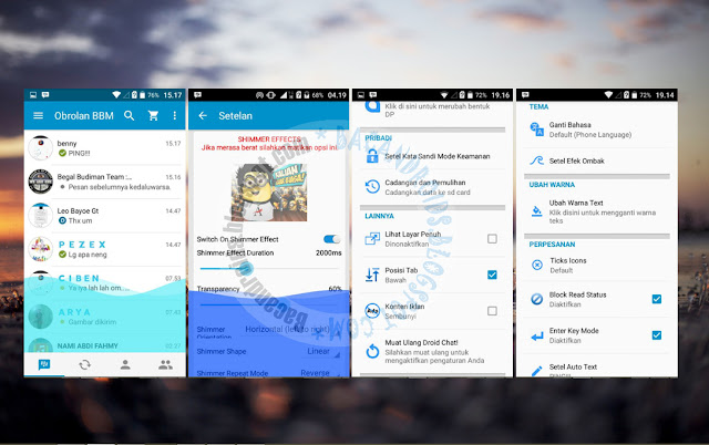 download BBM2 Mod Tema Originally Mix Max Apk Versi 2.13.1.14