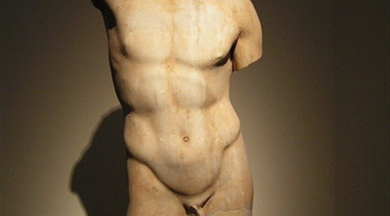 Greece pulls statues from Qatar exhibit over nudity