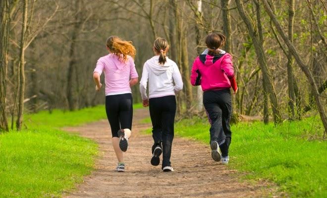 El running para estar en forma