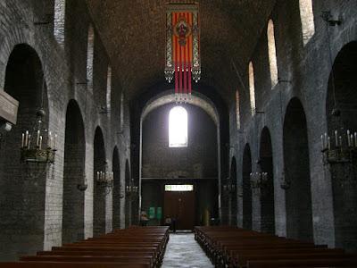 Iglesia del monasterio de Ripoll