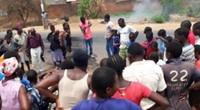 vampires sucking blood malawi residents