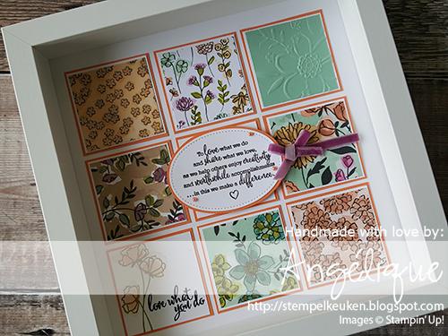 de Stempelkeuken Stampin'Up! producten koopt u bij de Stempelkeuken http://stempelkeuken.blogspot.com #stempelkeuken #stampinup #stampinupnl #stampinup30 #papercrafting #handmade #diy #dsp #embossing #papier #designpaper #framelits #bigshot #ribbon #lint #cardstock #cardmaking #kaartenmaken #homedeco #decoratie #decoration #home #ikea #ribba #sharewhatyoulove #lovewhatyoudo #makeadifference