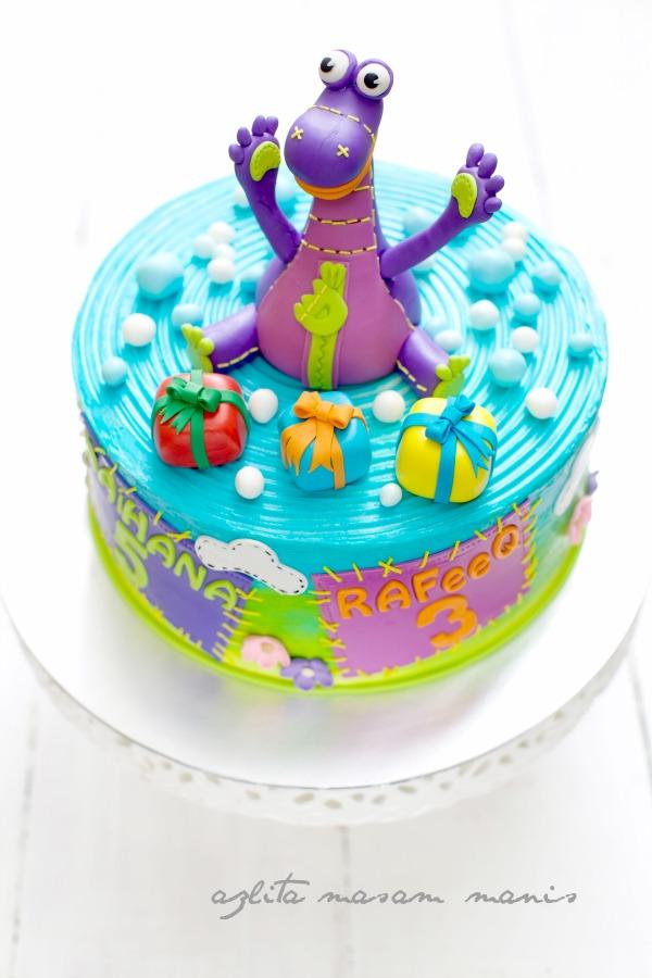 2 Kek untuk hari ini.. - masam manis