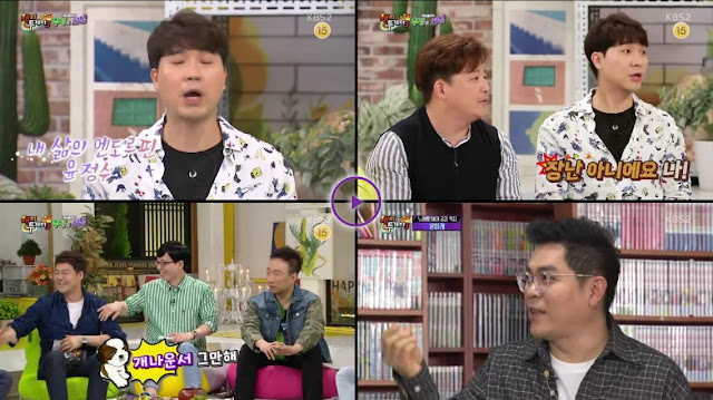 Happy Together Episode 536 Subtitle Indonesia