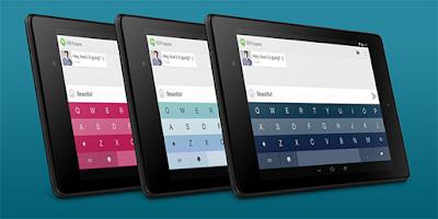أفضل 10 تطبيقات لوحة المفاتيح للأندرويد 2016