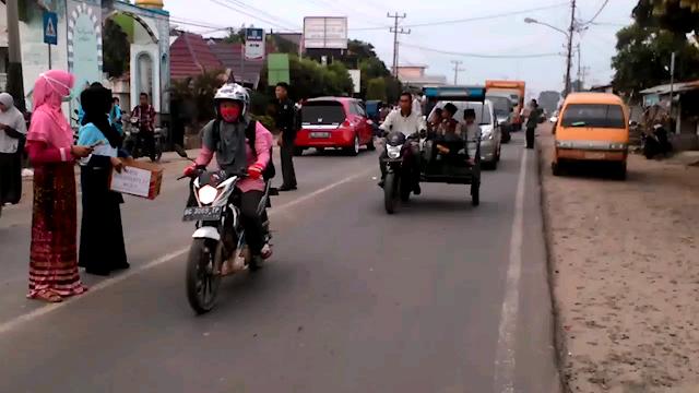 BEM STITQI Gelar Penggalangan Dana Korban Gempa Aceh
