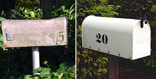 The Power of a Pretty Mailbox