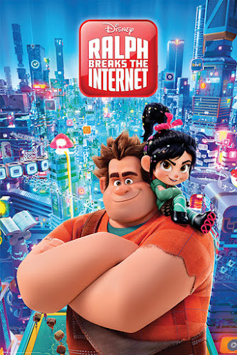 Ralph Breaks the Internet (BRRip 1080p Dual Latino / Ingles) (2018)