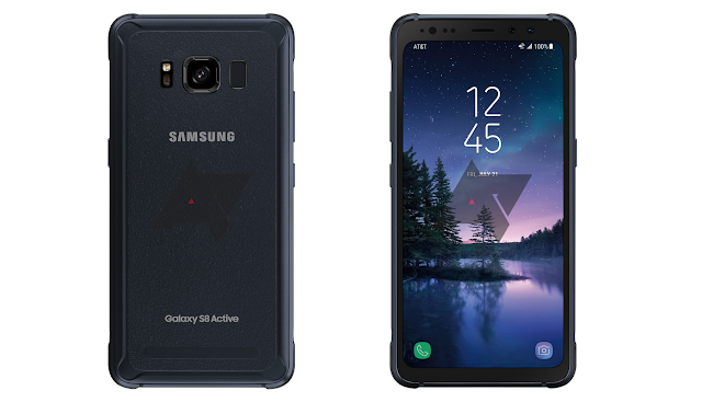 Samsung Galaxy S8 Active training manual leaked