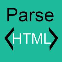 Cara parse HTML untuk script adsense