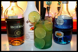 cocktail sirena de agua
