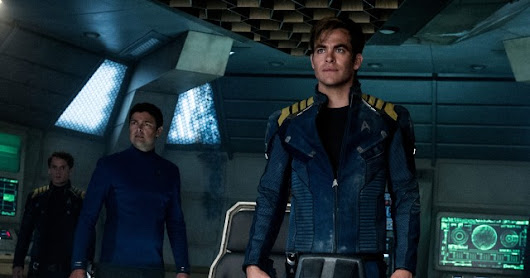 We Came from the Basement: Review: Star Trek Beyond