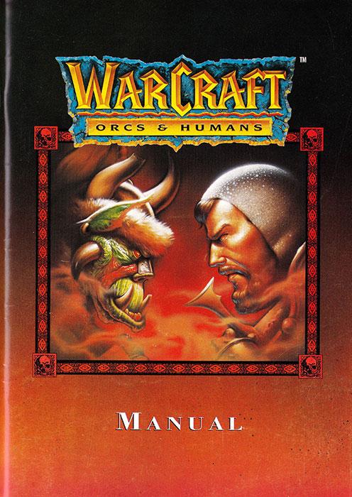 Warcraft Orcs & Humans Manual 1
