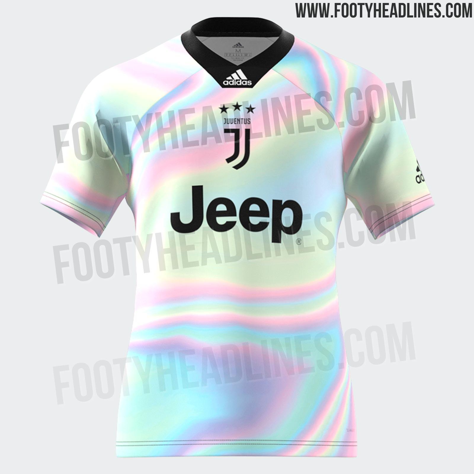 official photos 0004b 1828c Exclusive: Insane Adidas x EA Sports Juventus Kit Leaked ...