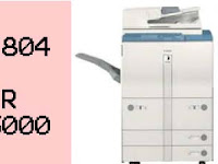 Mengatasi Error E804 IR 5000