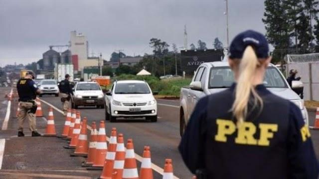 PRF lança Operação Semana Santa e intensifica fiscalização nas rodovias federais