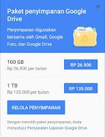 Paket Google Drive