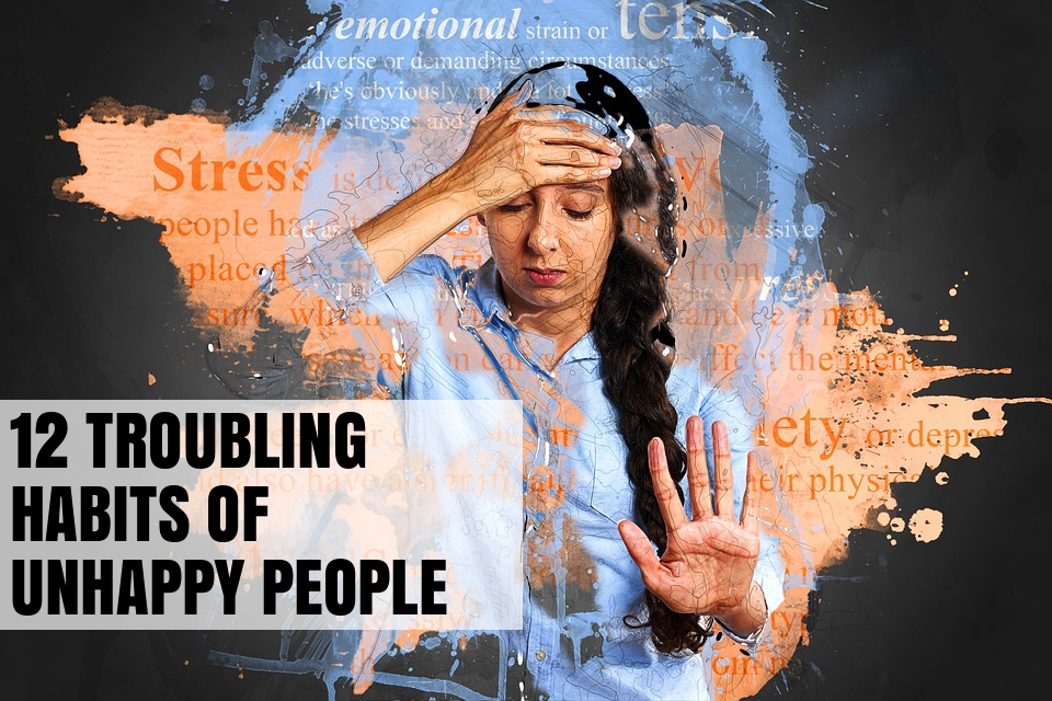 12 Troubling Habits Of Unsuccessful People |The Habits That Make us Unhealthy