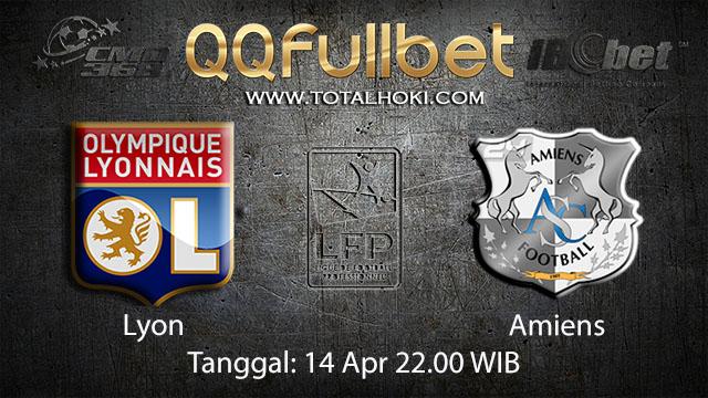 BOLA88 - PREDIKSI TARUHAN BOLA LYON VS AMIENS 14 APRIL 2018 ( FRENCH LIGUE 1 )