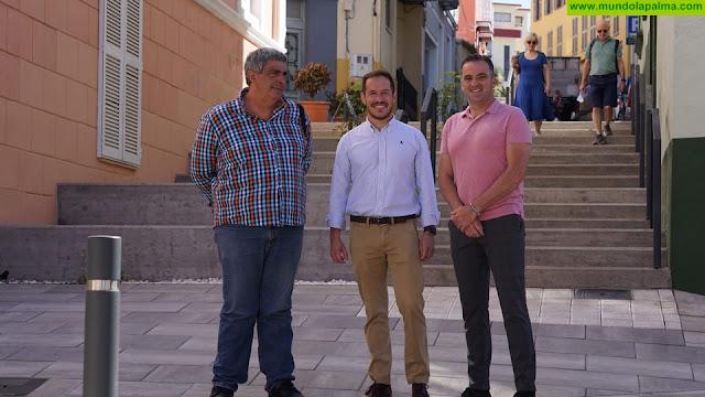 El Cabildo apuesta por hacer más cómodas, atractivas y accesibles las Zonas Comerciales Abiertas de la isla