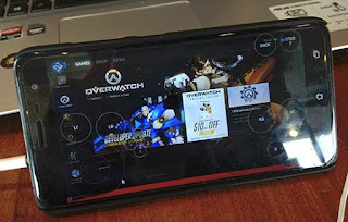 How to Play the Overwatch Game in the Android Smartphone_