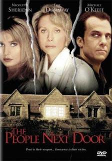 Vecinos sospechosos (1996) Thriller con Faye Dunaway