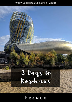 3 days in Bordeaux in October. Things to do in Bordeaux France. Bordeaux things to do. Bordeaux France points of interest. Visit Bordeaux France. 3 days in Bordeaux itinerary. Places to eat in Bordeaux. #Bordeaux #France