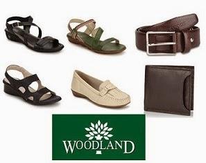 Woodland Footwear and Belts & Wallets