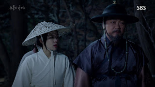 Sinopsis Six Flying Dragons Episode 36