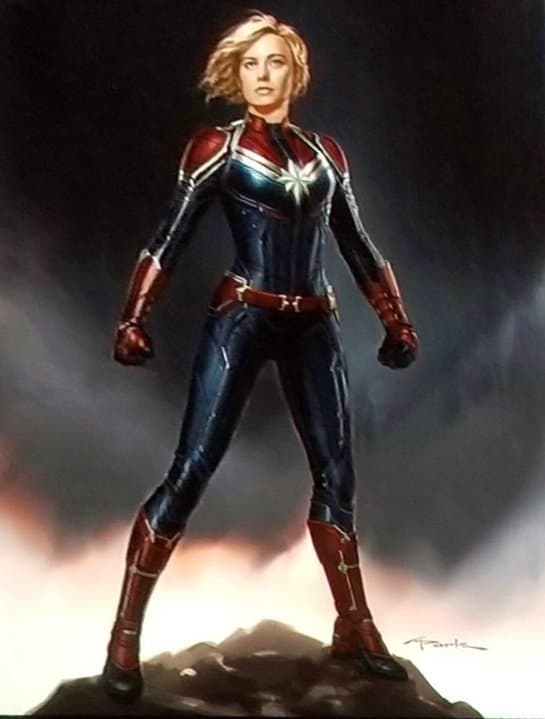 Everything You Need To Know About Brie Larson S Captain Marvel Costume The Geek Twins Brie larson has been attached to the project for some time, but only now are we finally getting a look at the actor in costume. brie larson s captain marvel costume