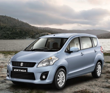 Suzuki Ertiga Philippine Price and Availability
