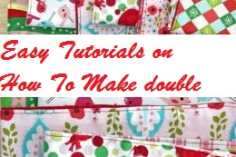 Easy tutorials on how to make double