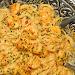 Bang Bang Shrimp and Pasta