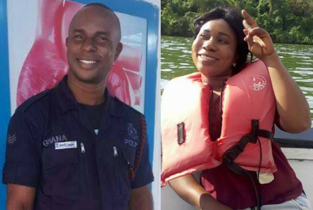 ghanaian policeman kill girlfriend ashanti
