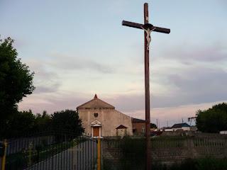 Лунинець. Костел святого Йосипа. 1931 р.