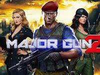 Major Gun War on Terror v.3.8.6 Mod Apk (Unlimited Money)
