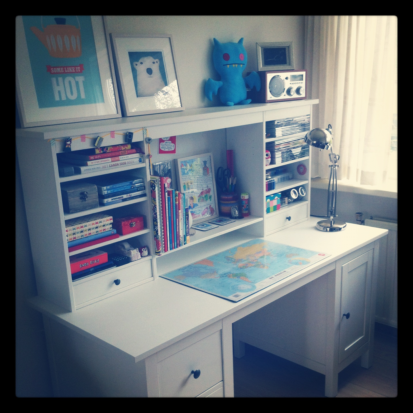 Bureau Couture Ikea The Writing Tree (closed): Craft Room Redecoration!!