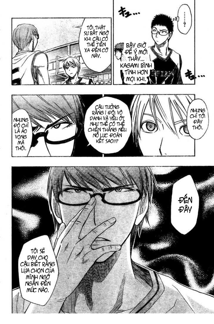 Kuroko No Basket chap 025 trang 17