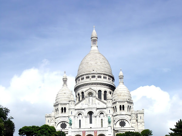 Paris Day 1: Montmartre