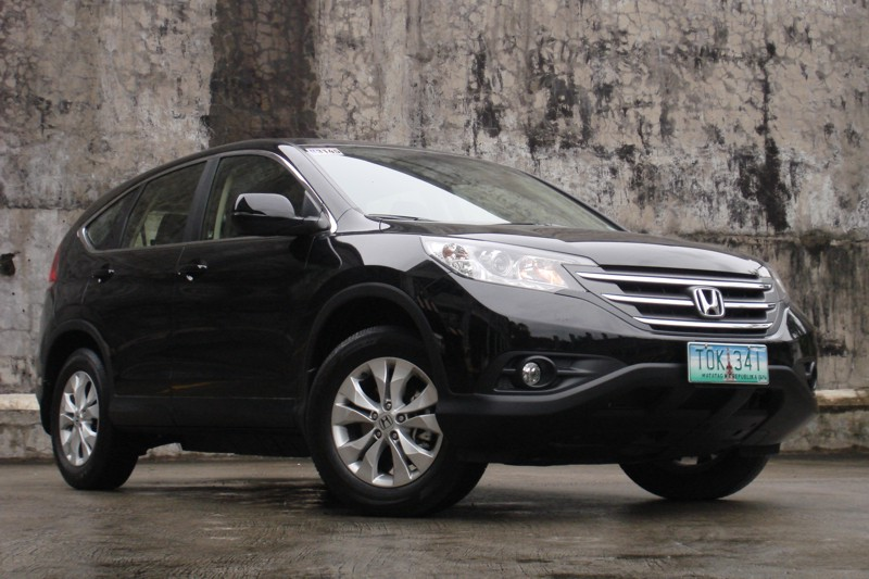Review: 2012 Honda CR V 4WD